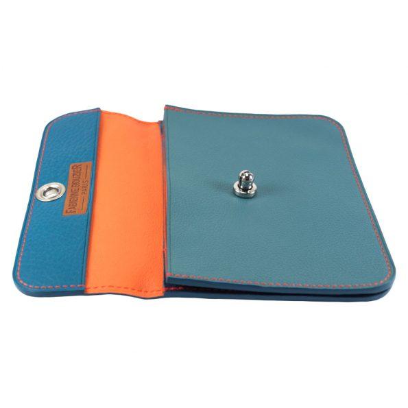 pochette-millefeuille-bleu-ouverte